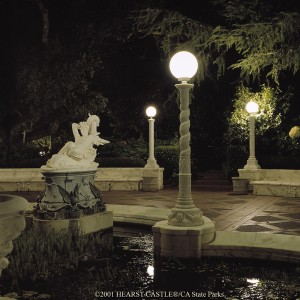 Galatea at night